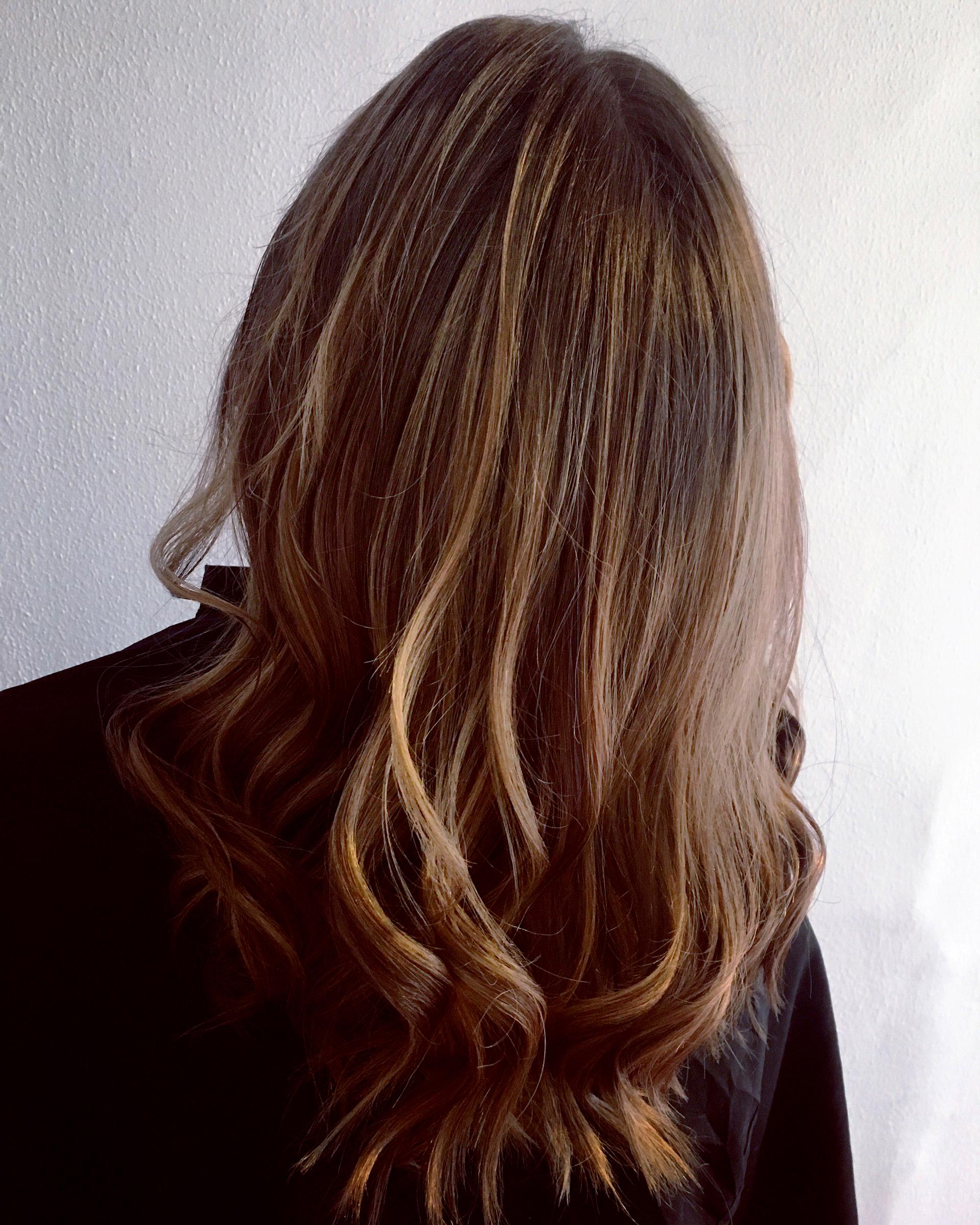 hvad er reflekser i håret